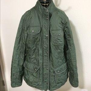 Eddie Bauer women's quilted jacket